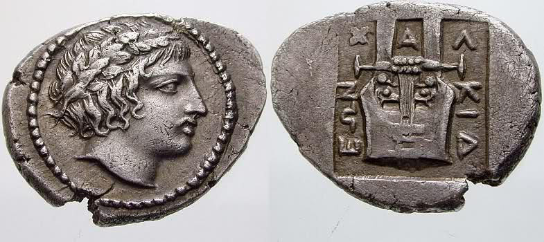 primele monede europene
