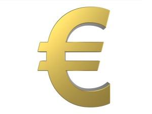 simbol moneda euro